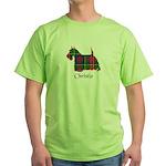 Terrier - Christie Green T-Shirt
