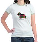 Terrier - Christie Jr. Ringer T-Shirt