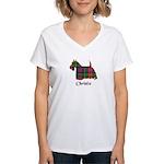 Terrier - Christie Women's V-Neck T-Shirt