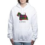 Terrier - Christie Women's Hooded Sweatshirt