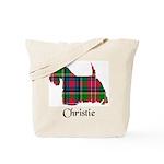 Terrier - Christie Tote Bag