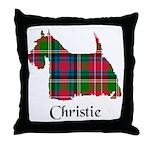 Terrier - Christie Throw Pillow