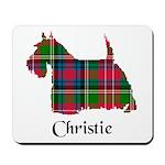 Terrier - Christie Mousepad