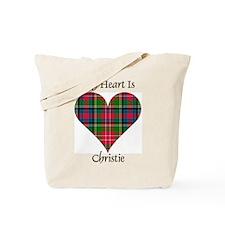 Heart - Christie Tote Bag