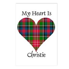 Heart - Christie Postcards (Package of 8)