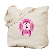 Awareness Ribbon Tote Bag