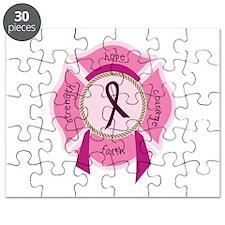 Awareness Ribbon Puzzle