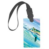Fly fish Luggage Tags
