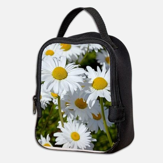 Daisy Neoprene Lunch Bag