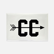 Cross Country CC Magnets