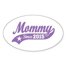 Mommy 2015 Decal