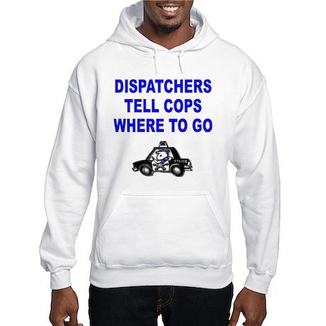 DISPATCHERS Hooded Sweatshirt
