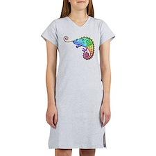 Cute Amphibian Women's Nightshirt