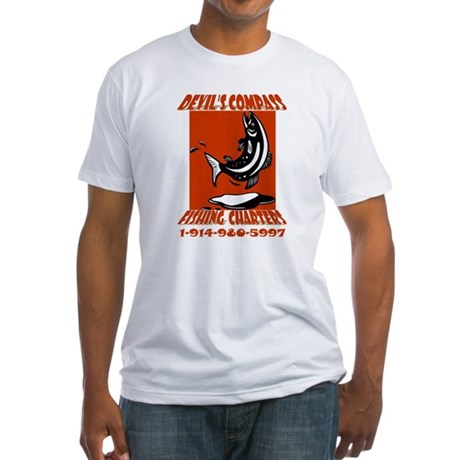 Devil's Compass Fitted T-Shirt
