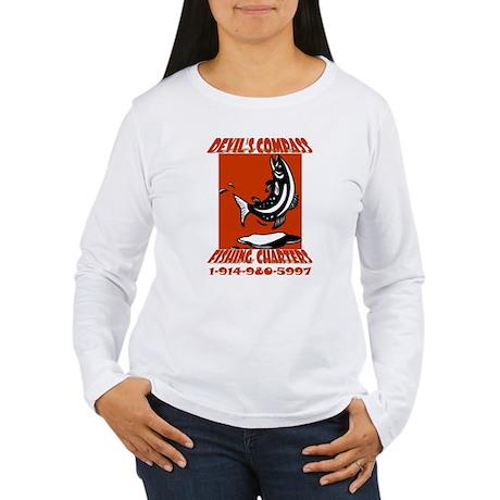 Devil's Compass Women's Long Sleeve T-Shirt