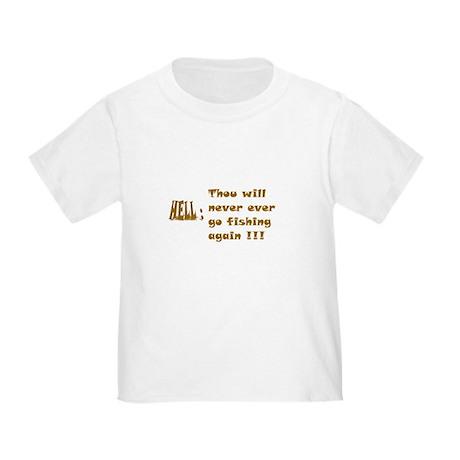 Devil's Compass Toddler T-Shirt