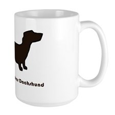 Elementary, my dear Dachshund Mug