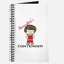 Grandpas Contender Journal