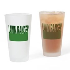 Cute Mowing Drinking Glass