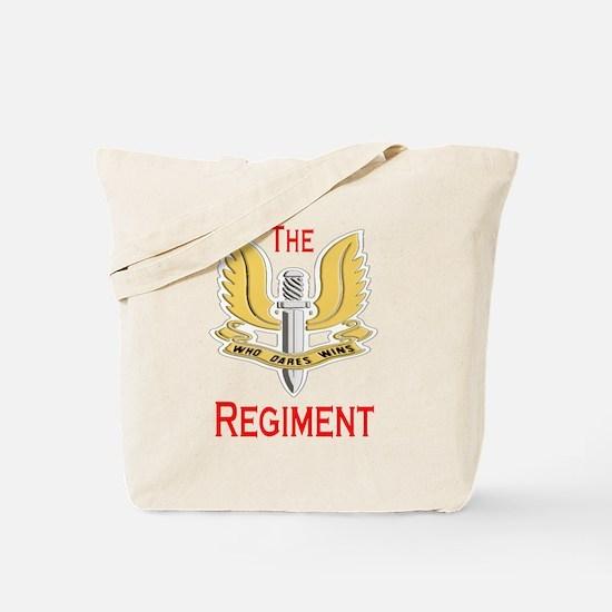 The Regiment Tote Bag