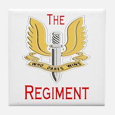 The Regiment Tile Coaster