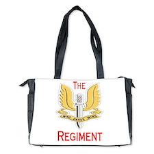 The Regiment Diaper Bag
