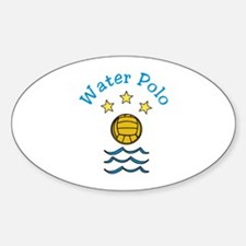 Water Polo Decal