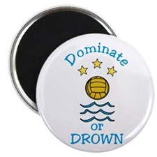 Dominate or Drown Magnets