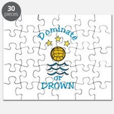 Dominate or Drown Puzzle