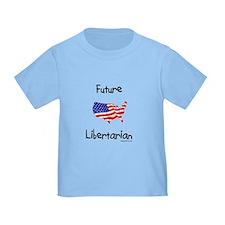 futurelibertarian T-Shirt