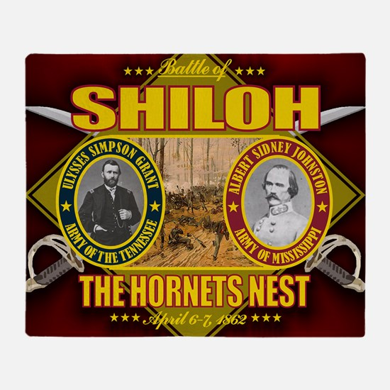 Shiloh Throw Blanket