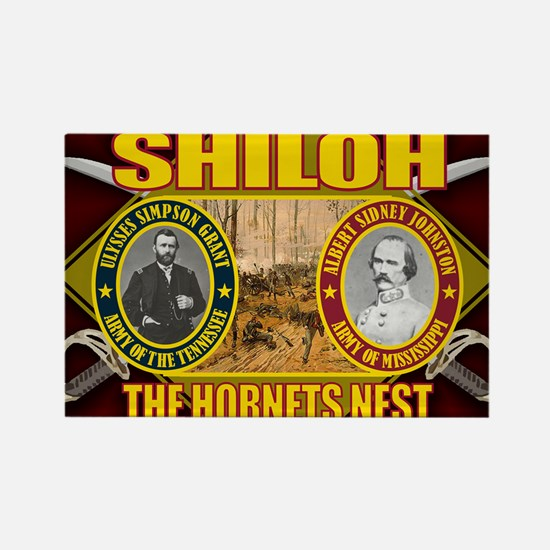 Shiloh Rectangle Magnet