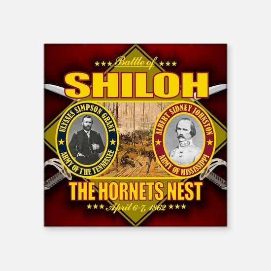 """Shiloh Square Sticker 3"""" x 3"""""""