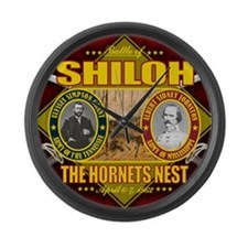 Shiloh Large Wall Clock