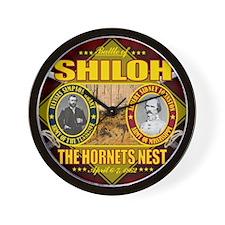 Shiloh Wall Clock