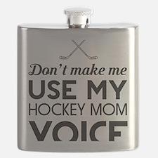 Hockey mom voice Flask