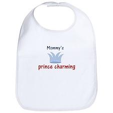 Mommy's Prince Charming Bib