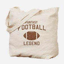 Fantasy football legend Tote Bag