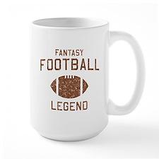 Fantasy football legend Mugs