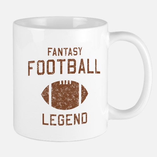 Fantasy football legend Mugs