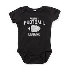Fantasy football legend Baby Bodysuit