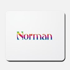 Norman Mousepad