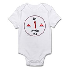 I'm 1 Month Old Body Suit
