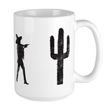 Mexican vs Cactus Mug