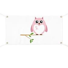 Awareness Owl Banner