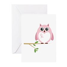 Awareness Owl Greeting Cards