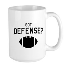 Got defense Mugs