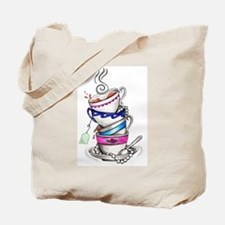 Tea for Four Tote Bag