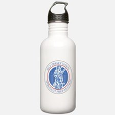 Prepper Logo Water Bottle