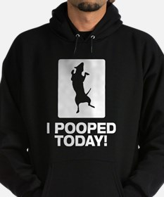 I Pooped Today! Hoodie